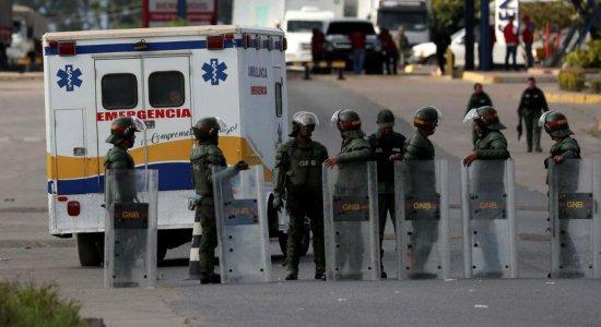 Barreiras em fronteira da Venezuela são removidas, diz embaixadora