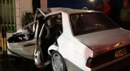 Acidente em Sucupira, Jaboatão dos Guararapes, deixa três mortos