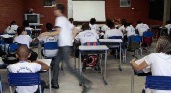 Comunicado do MEC foi enviado para as escolas pedindo que os alunos também fossem filmados na hora da execução