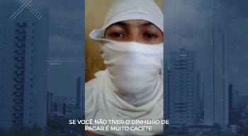 Detento em vídeo ameaça iniciar uma rebelião em presídio de Pernambuco