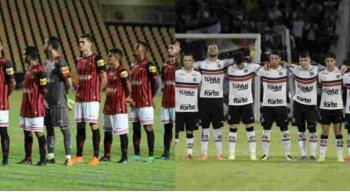 A partida é válida pela quinta rodada da primeira fase da Copa do Nordeste.