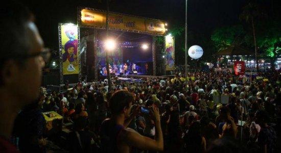 Abertura do Carnaval 2019 de Olinda atrai milhares de foliões
