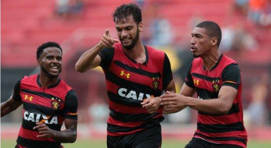 Na estreia de Guto Ferreira, Sport vence de virada o Afogados