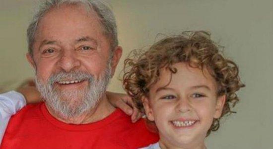 Lula pede à Justiça para comparecer a velório do neto
