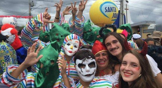Papangus de Bezerros abrilhantam carnaval no Agreste de Pernambuco