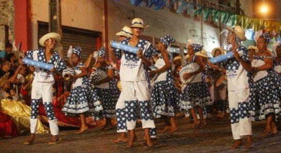 Noite dos Tambores Silenciosos pede proteção para o Carnaval de Recife