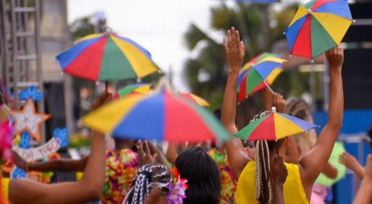 Bairro do Recife tem Corredor do Frevo até a Terça-Feira de Carnaval