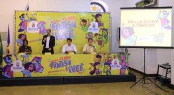 Balanço do Carnaval de Olinda foi apresentado nesta quinta-feira (7)