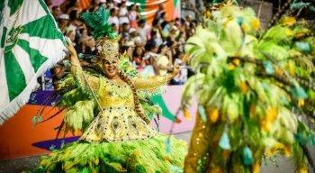 A Gigante do Samba ficou em primeiro lugar entre as escolas de samba. Galeria do Ritmo e Pérola do Samba vieram em seguida