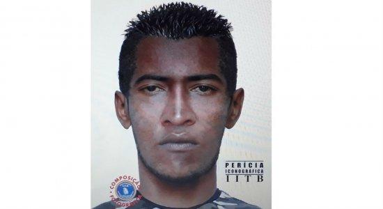 Polícia divulga retrato falado de suspeito das agulhadas no Carnaval