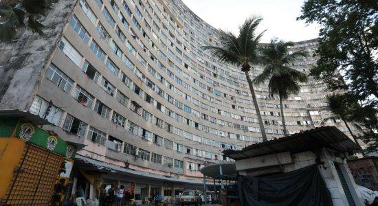 Apesar de protesto de moradores, Edifício Holiday segue sem energia