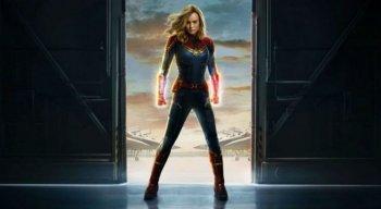 Capitã Marvel é o primeiro filme estrelado por uma mulher no UCM.