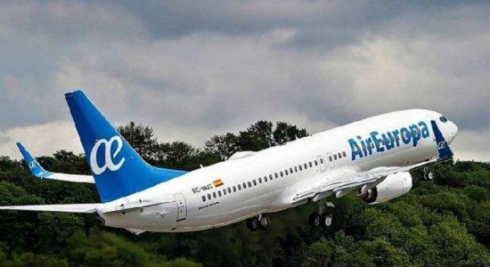 Tripulação da Air Europa sofre tentativa de assalto na Venezuela
