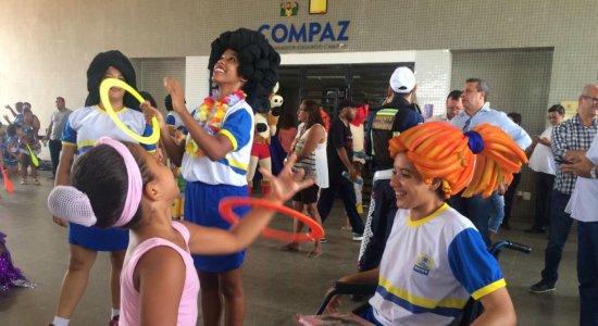 Compaz recebe festa de comemoração dos 482 anos do Recife