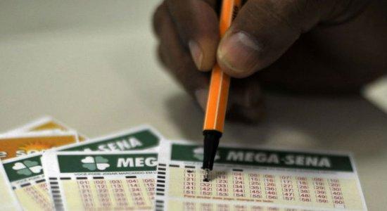 Valor do prêmio principal da Mega-Sena, caso aplicado na poupança, poderia render R$ 26 mil por mês