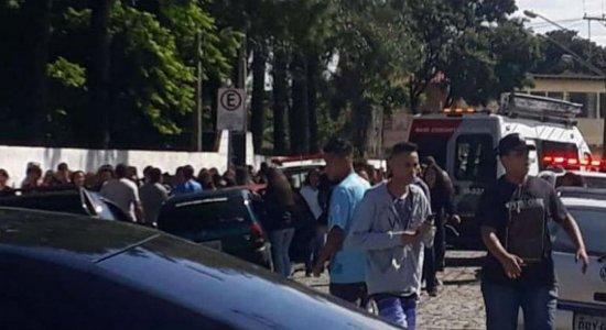 Doria decreta luto de três dias por mortes em escola de Suzano