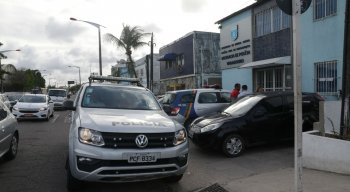 Suspeito se apresentou na Delegacia do Varadouro, em Olinda