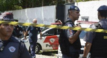 Tiroteio na Escola Estadual Professor Raul Brasil, em Suzano, a 57 quilômetros de São Paulo, deixou mortos e feridos