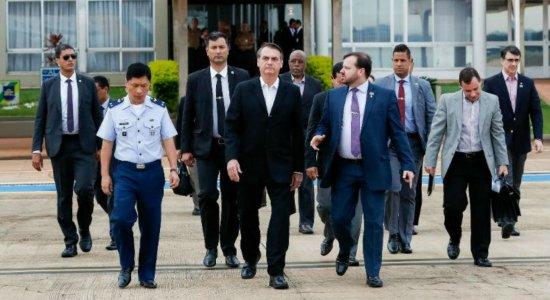 Em busca de parcerias, Bolsonaro faz visita aos Estados Unidos