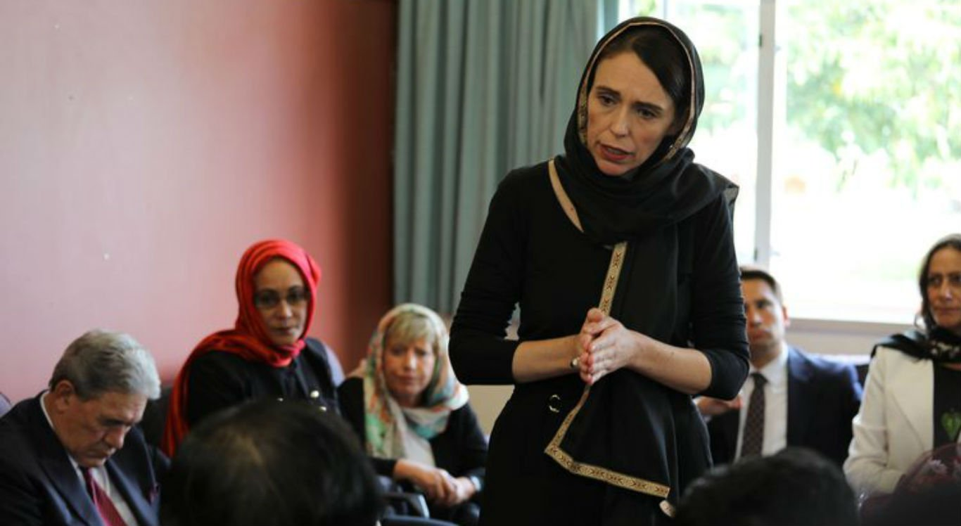 A primeira-ministra da Nova Zelândia, Jacinda Ardern, quer mudar a lei que trata de armas