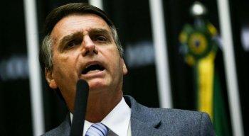 Bolsonaro já retornou dos Estados Unidos depois de encontro com Donaldo Trump.