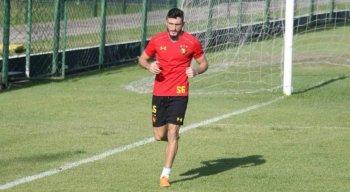 Com a chegada de Guto Ferreira, Sander assumiu a braçadeira de capitão