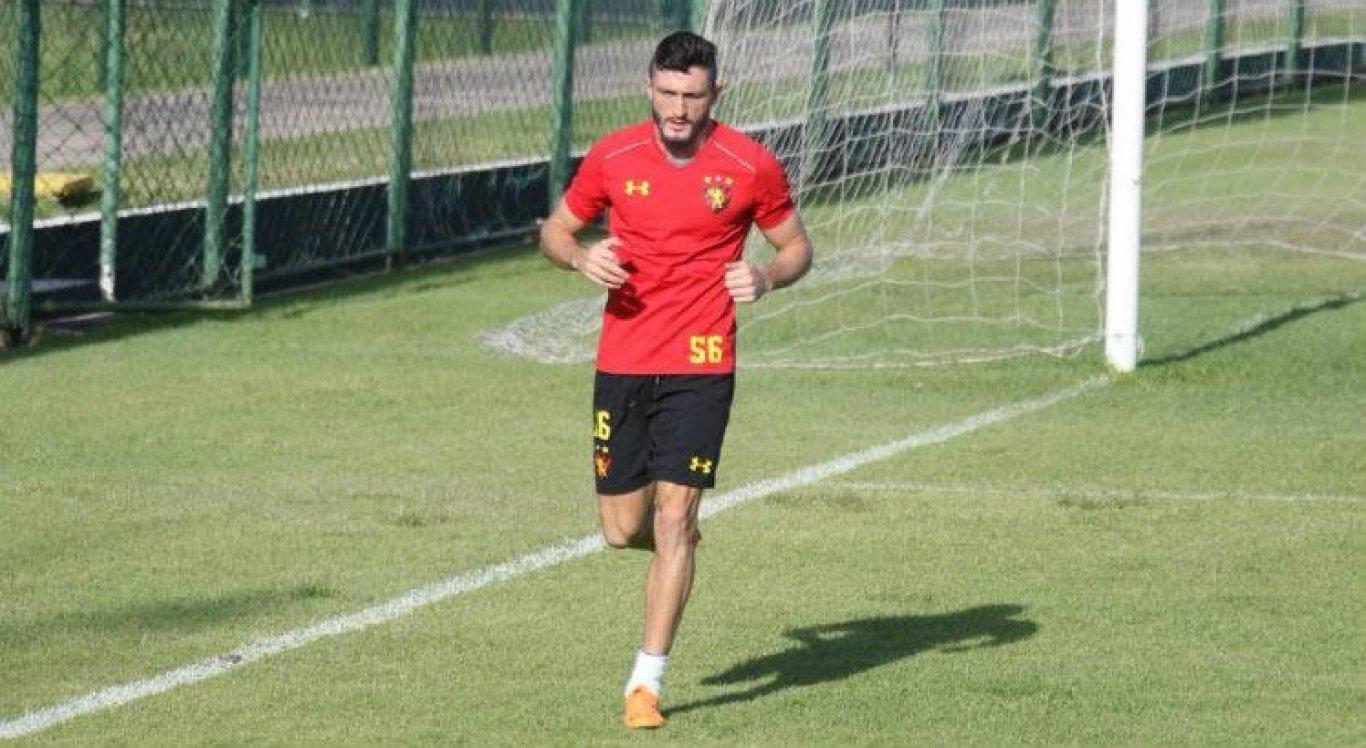 Sander desfalca Sport na reta final do Pernambucano