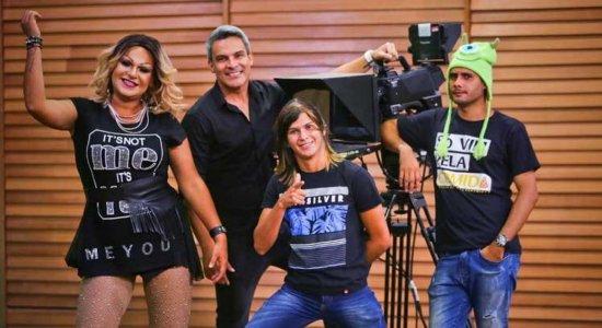 Novidade da TV Jornal, Flávio Barra está no Frequência 2.0 desta sexta