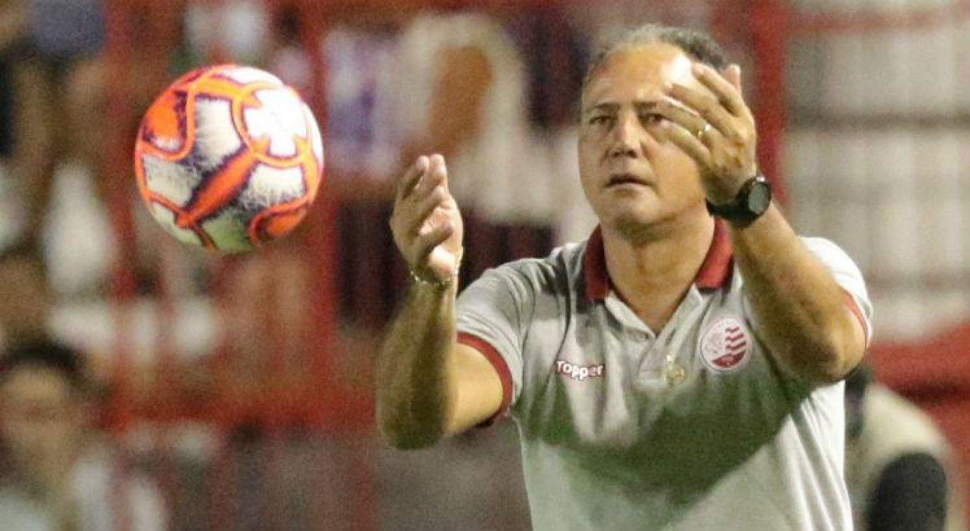 Márcio Goiano já pensa no duelo contra o Altos-PI na Copa do Nordeste