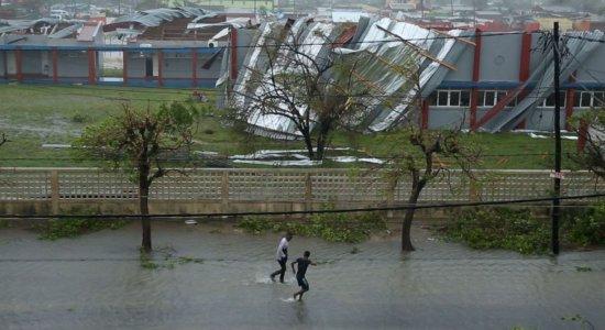 Ciclone Idai: sobre para 446 o número de mortos em Moçambique