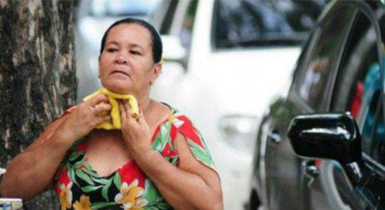 Meteorologista da Apac comenta forte onda de calor no Recife