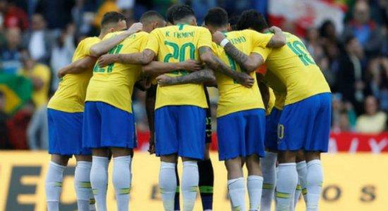 Escolha o melhor e o pior jogador do Brasil no amistoso contra a República Tcheca