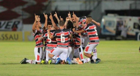 Santa Cruz em busca de vaga na semifinal do Pernambucano