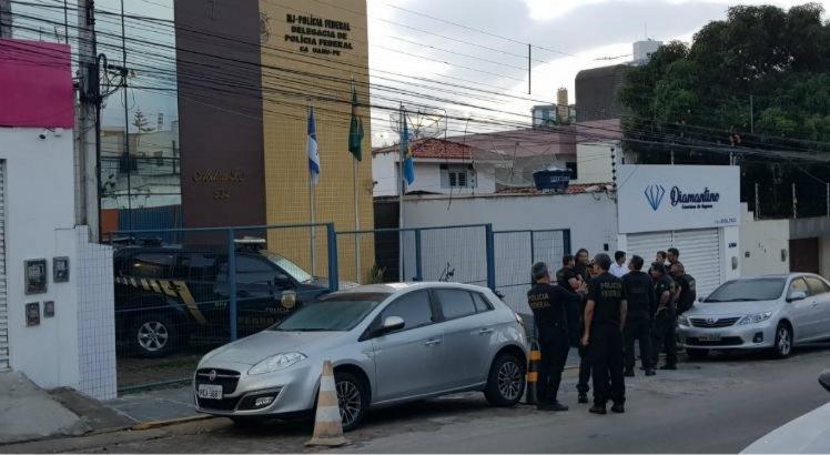 Operação mira associação criminosa que atuava na Prefeitura de Agrestina