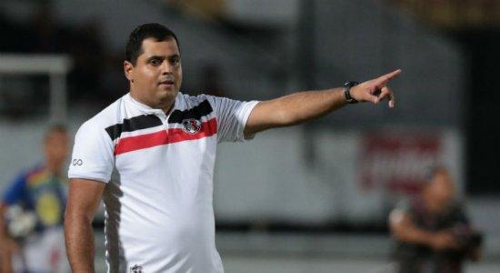 Santa Cruz oficializa técnico Leston Júnior, que já tem desafio na pré-Copa do Nordeste