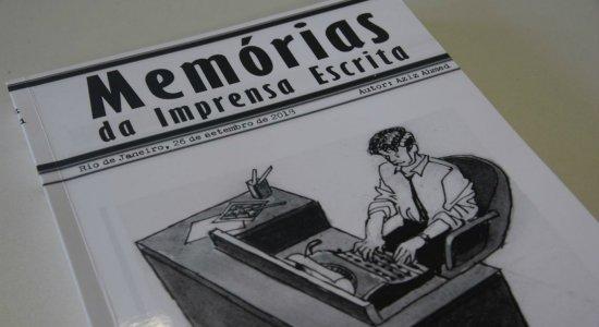 Livro com histórias de jornalistas relata episódios inusitadas