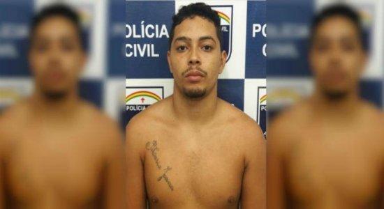 Um dos líderes do PCC no Rio Grande do Norte é preso no Ibura