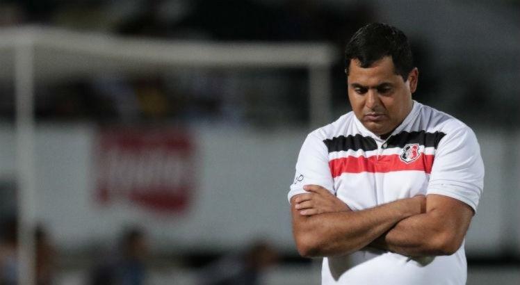Leston Júnior sabe da responsabilidade do confronto diante do ABC pela Copa do Brasil.