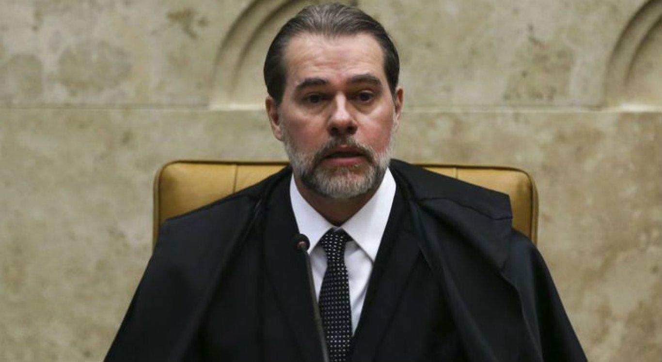 Ministro Dias Toffoli determinou abertura de inquérito para apurar ameaças e disseminação de informações falsas sobre o STF