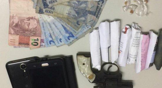 Suspeito de tráfico de drogas ligado ao PCC é preso no Recife