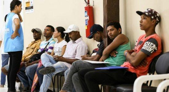 Pedidos de refúgio no Brasil podem ser feitos apenas pela internet