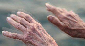 Doença de Parkinson.