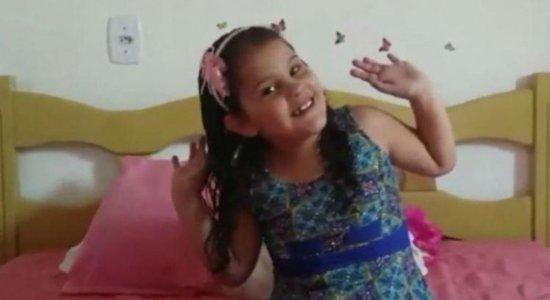 Criança potiguar de 7 anos ganha novo coração no Recife