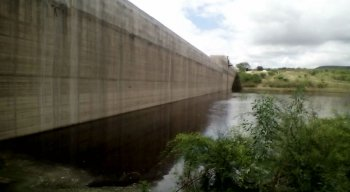 Barragem Pedro Moura, em Belo Jardim