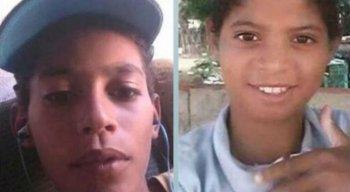 Os corpos das crianças foram encontrados com um tiro na cabeça