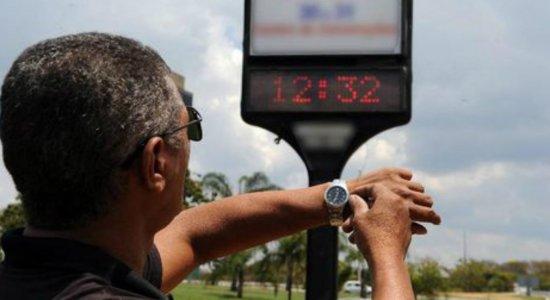 Brasil não terá horário de verão, após 34 anos seguidos