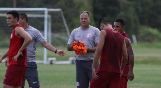 Náutico inicia preparação para a semifinal da Copa do Nordeste com problemas
