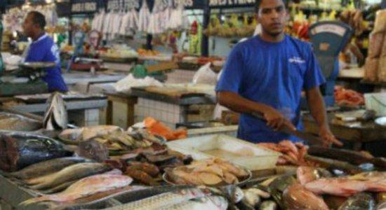 Próximo da semana santa, valor do peixe tem reajuste de 10%