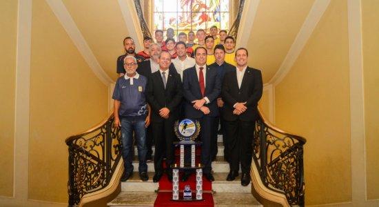 Pernambuco recebe a XI Taça Brasil de Clubes de Futsal Sub-17