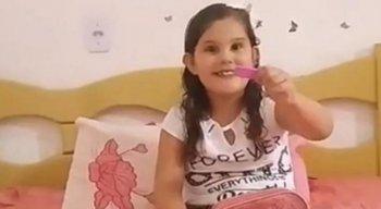 Brunninha tinha 7 anos e uma cardiopatia muito grave